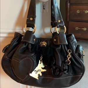 Black Juicy bag. Great design. Perfect size